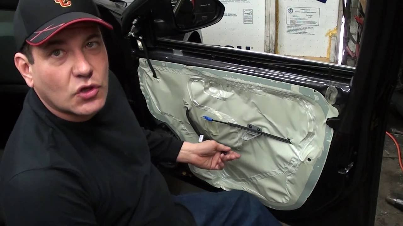 How To Remove Front And Rear Door Panels On 2016 Chevy Cruze Youtube