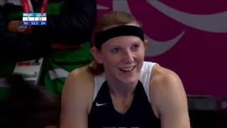 Full Game - Women's Wheelchair Basketball Semifinal (USA vs ARG) | Parapan American Games Lima 2019