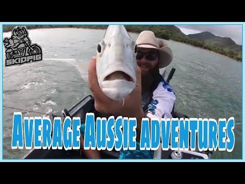 Fishing & Crabbing In Far North Queensland. Part 1. Average Aussie Adventures