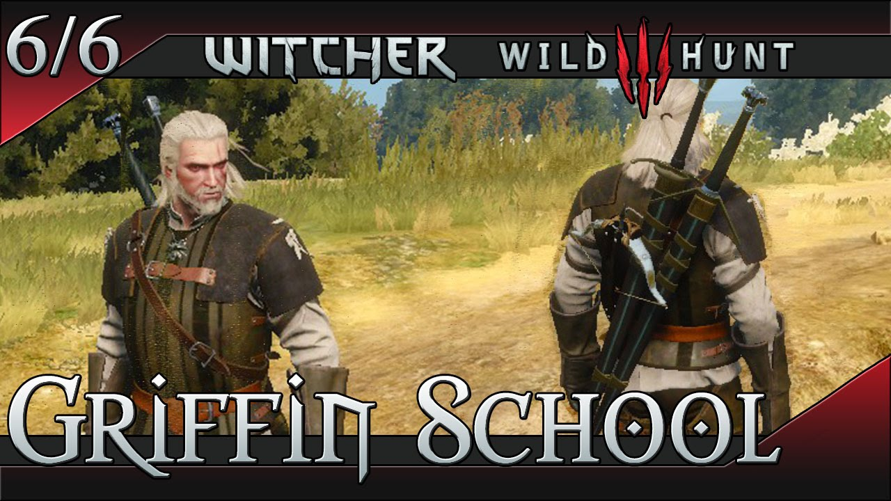 Witcher 3 Armor Griffin School Gear Gosunoob