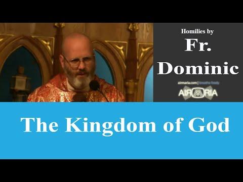 The Kingdom of God - Nov 14 - Homily - Fr Dominic