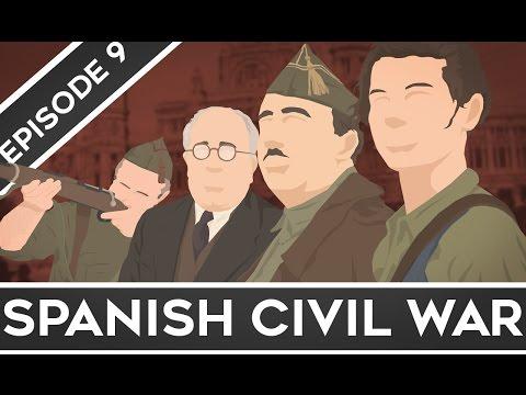 Feature History - Spanish Civil War