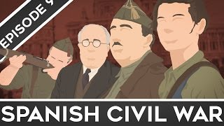 Feature History - Spanish Civil War