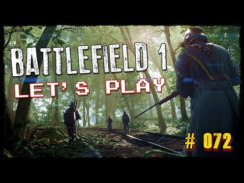 Battlefield 1 | Der ANALyst | Let's Play MP deutsch # 072