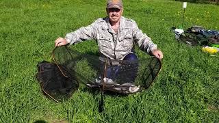 Рузское водохранилище рыбалка на фидер
