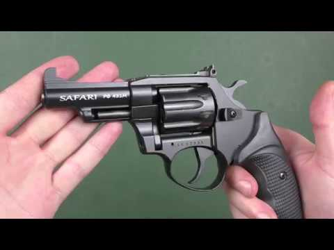 Револьвер Латэк Safari РФ 431 пластик