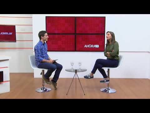 AHORA TV | Entrevista a Eva Cabrera
