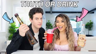 TRUTH OR DRINK - Our One Year Anniversary