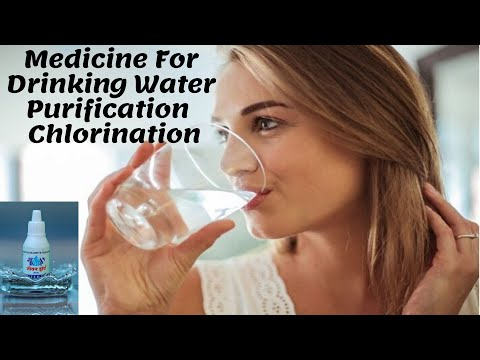 Jeevan Drops   Drinking Water Disinfectant   Medicine For Drinking Water Purification  Chlorination
