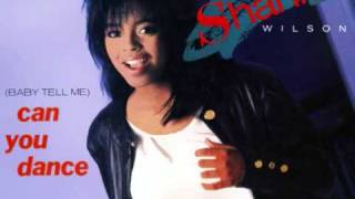 "SHANICE - (Baby Tell Me) Can You Dance / 12"" Club Mix (STEREO)"