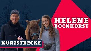 Helene Bockhorst erzählt uns was vom Pferd