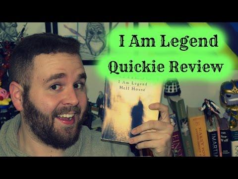 Quickie - I Am Legend (Richard Matheson)