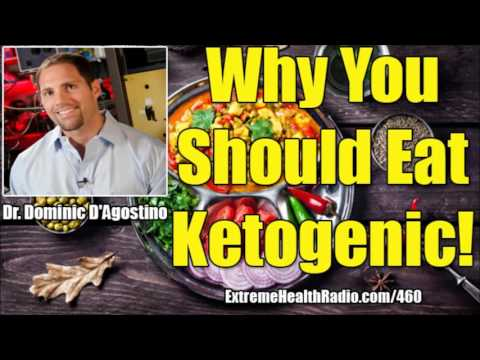 Ketogenic Diet For Cancer, Epilepsy & Diabetes With Dr. Dominic D'Agostino
