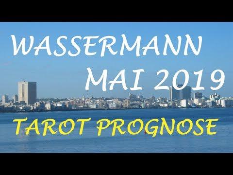 WASSERMANN. MAI 2019. TAROT - PROGNOSE