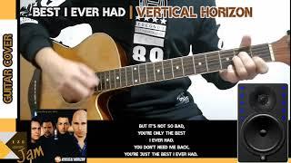 EzeJAM | BEST I EVER HAD - VERTICAL HORIZON | Guitar Cover