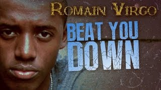 Romain Virgo - Beat You Down [Corner Shop Riddim] Dec 2012
