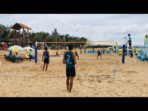 """Lâm Tới """"bàn tay vượn"""" của làng bóng chuyền bãi biển Việt Nam hiện nay."""