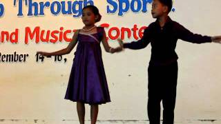 Miguel-Ballroom Dance Competition