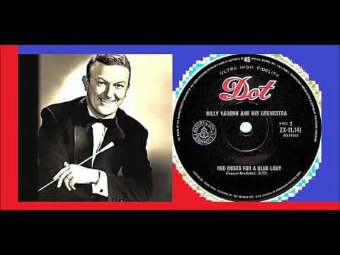 Billy Vaughn & His Orchestra - Red Roses For A Blue Lady (Vinyl)