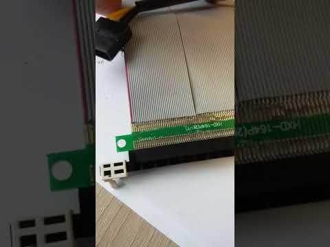 Удлинитель PCIE купил в ДНСе, это ЧТО??