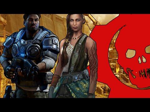 DAM DESTRUCTION! - Gears of War 4 Multiplayer Gameplay w/ Shadowz (GoW 4 Multiplayer Beta)