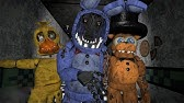 Five Nights at Freddy's Animation: Investigation of the Dangers