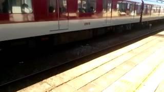 近鉄江戸橋駅 元ノンストップ特急 通過 津駅に停まるならここで通過はつらい・・・