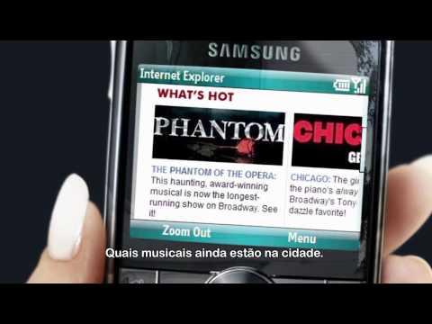 Samsung i617 Overview.wmv