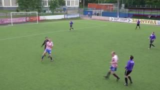 13.06.16 - Талант vs Фугас (Первый тайм) - 3:4