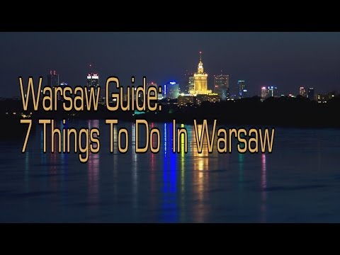 Warsaw Travel Guide - Things To Do In Warsaw