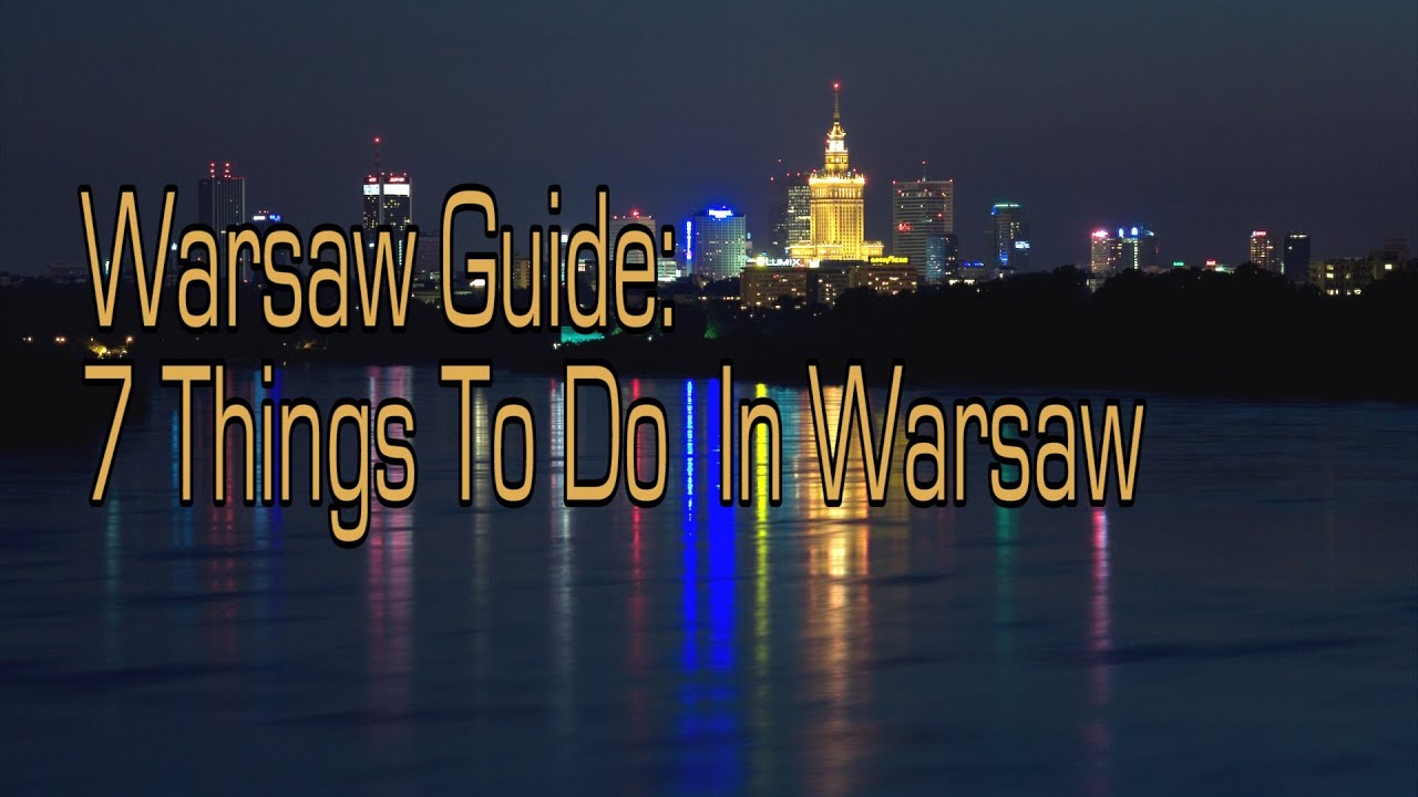 Warsaw Travel Guide  Things To Do In Warsaw  YouTube