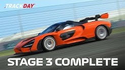 Real Racing 3 Track Day: McLaren Senna Stage 3 Complete Upgrades 2222222