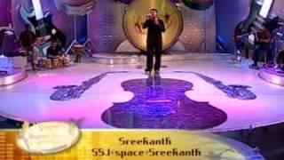 AMRITA TV SUPERSTAR JUNIOR-2 SREEKANTH SREEKANTH SAIYYAN - SWEET MELODY ROUND