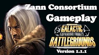 Zann Consortium Skirmish Gameplay | Star Wars Galactic Battlegrounds Expanding Fronts v1.1.1