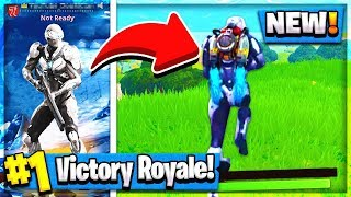 *NEW* BLOCKBUSTER Skin Details! | Secret ALPHA Unlock! ( Fortnite Leaked )