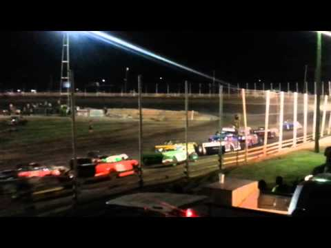 Cardinal motor speedway Modified A main 7/3/15