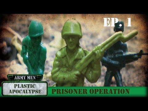 Plastic Apocalypse II: The Prisoner Operation - Episode 1