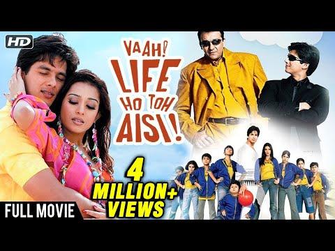 Vaah Life Ho Toh Aisi Full Hindi Movie | Sanjay Dutt | Shahid Kapoor | Amrita Rao | Comedy Movies
