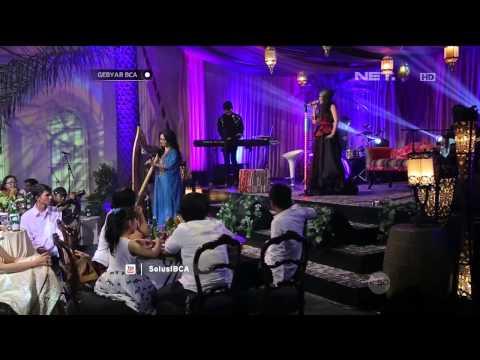 Gebyar BCA - Geisha feat Maya Hasan - Cinta dan Benci