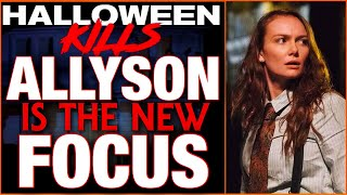 Halloween Kills (2021) Allyson is the New Focus!