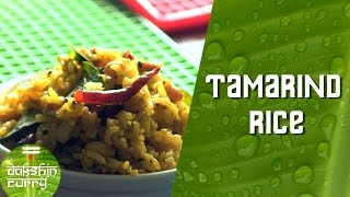 How To Make Tamarind Rice By Preetha || Dakshin Curry