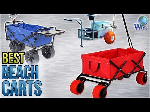 9 Best Beach Carts 2018