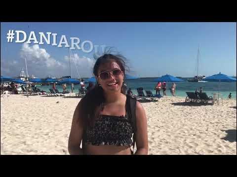 #Dani-In Isla Mujeres