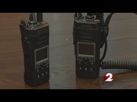 Greenville first responders upgrade radio system