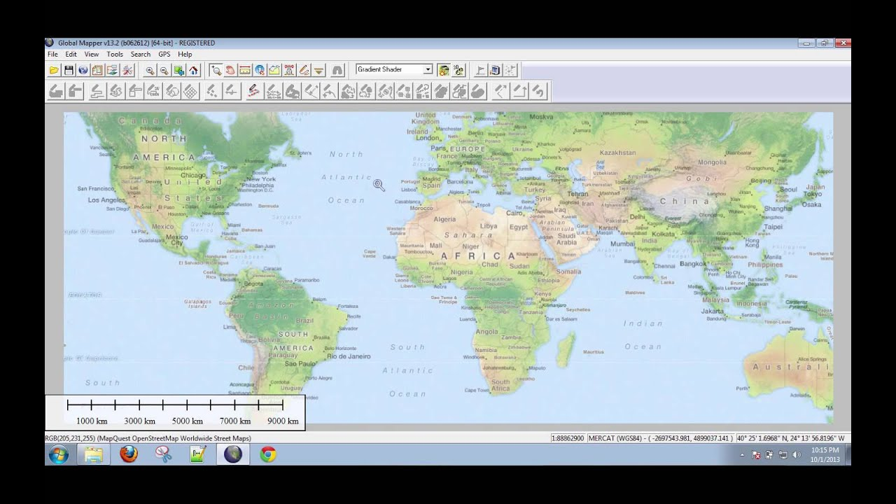 free download global mapper 11 full version