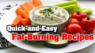 Most amazing Quick and Easy Fat Burning Recipes | Delicious Weight Loss Recipe