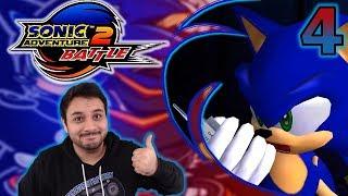 Let's Procrastinate With Sonic Adventure 2 Battle - PART 4
