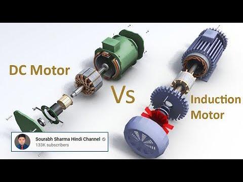 DC Motor Vs