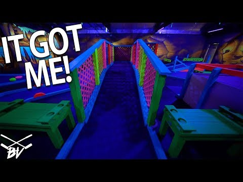 I CAN NOT BELIEVE THIS MINI GOLF COURSE DID THIS! | Brooks Holt