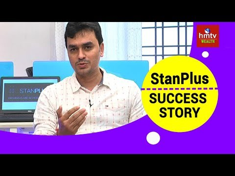 StanPlus CEO, COO and Business Head Exclusive Interview | hmtv Wealth